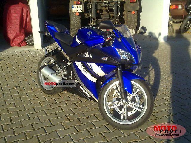 Yamaha YZF-R 125 2010 photo