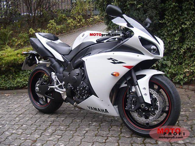 Yamaha YZF-R1 2010 Specs and Photos