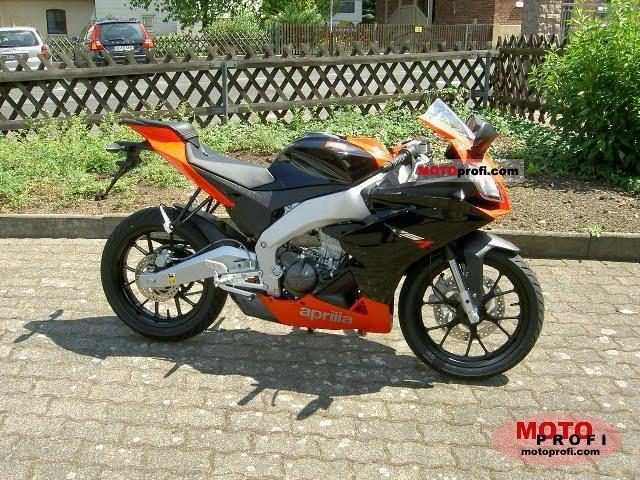 Aprilia RS4 125 2011 photo