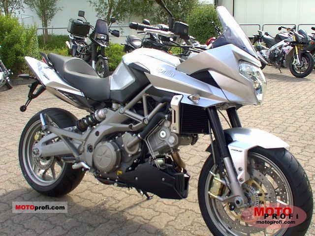 Aprilia Shiver 750 GT ABS 2011 photo