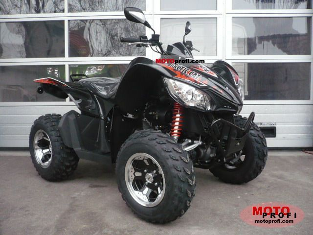 Arctic Cat 450 2011 photo