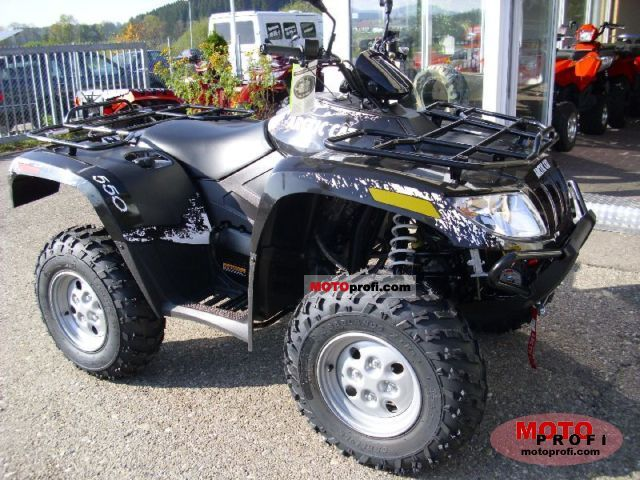 Arctic Cat 550 2011 photo