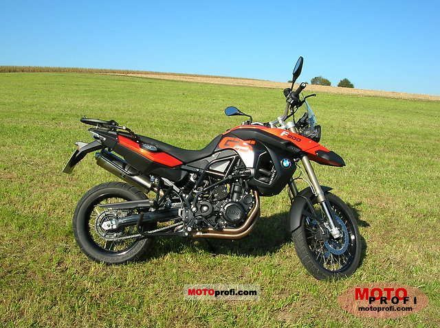 BMW F 800 GS 2011 photo