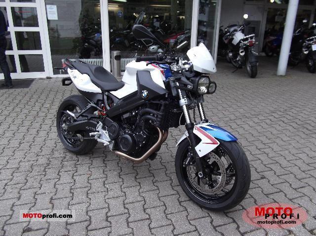 BMW F 800 R 2011 photo