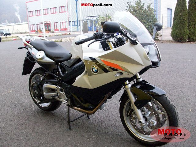 BMW F 800 ST 2011 photo