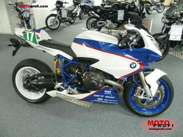 BMW HP2 Sport 2011 photo