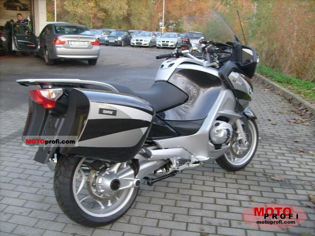 Bmw R 1200 Rt 2011 Specs And Photos