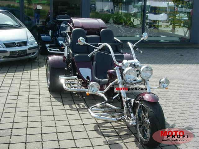 Boom Trikes Muscle Family 2011 photo