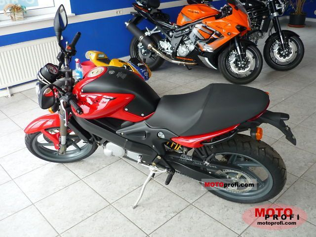 Cagiva Raptor 125 2011 photo
