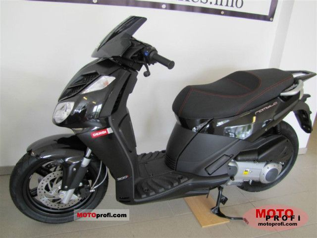 Derbi Rambla 300i 2011 photo