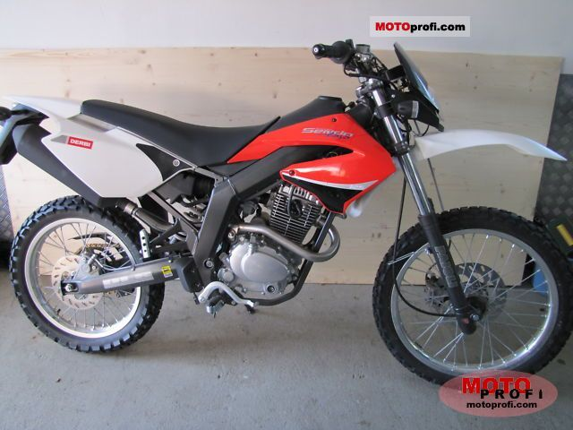 Derbi Senda Baja 125R 2011 photo