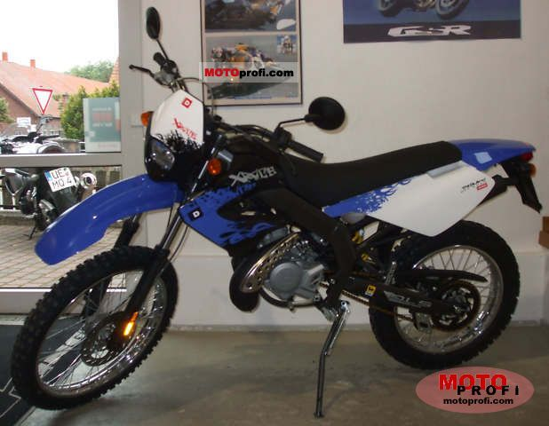 Derbi Senda X-Race 50 R 2011 photo