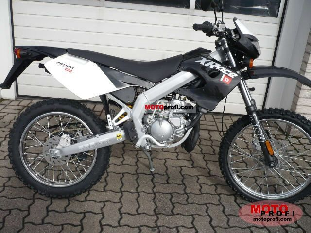 Derbi Senda X-Race 50 SM 2011 photo