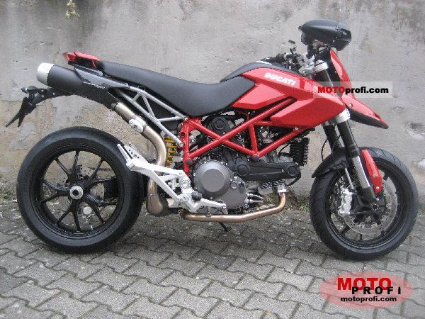 Ducati Hypermotard 1100 Evo 2011 photo