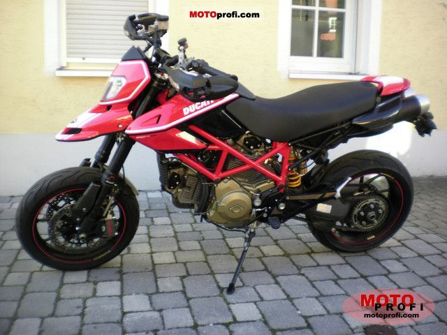 Ducati Hypermotard 1100 Evo SP 2011 photo