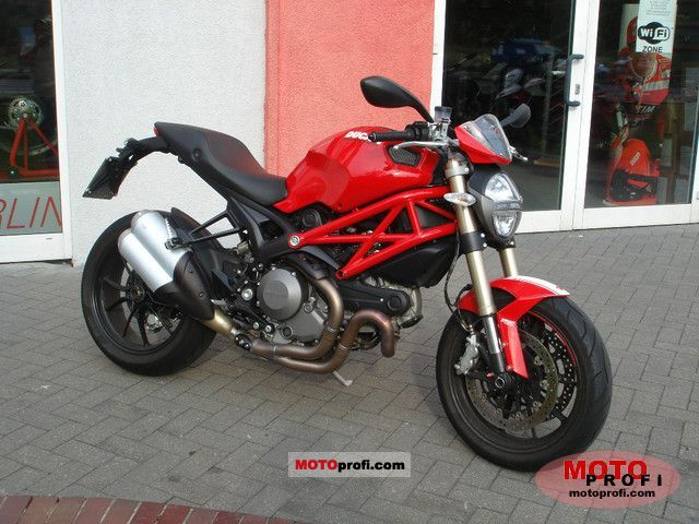 Ducati Monster 1100 Evo 2011 photo