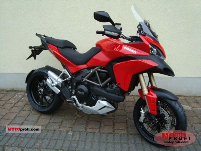 Ducati Multistrada 1200 2011 photo