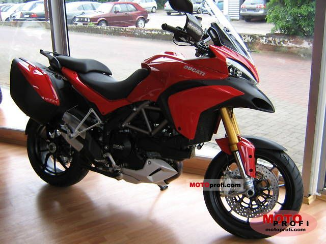 Ducati Multistrada 1200 S Touring 2011 photo