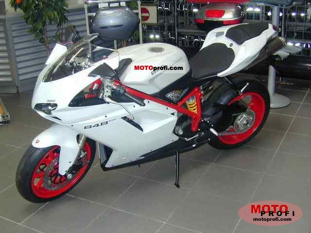Ducati Superbike 848 Evo 2011 photo