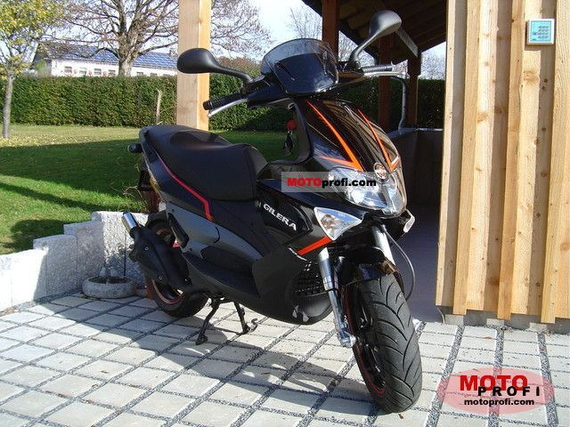 Gilera Runner SP 50 2011 photo