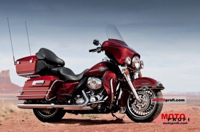 Harley-Davidson FLHTCU Ultra Classic Electra Glide 2011 photo