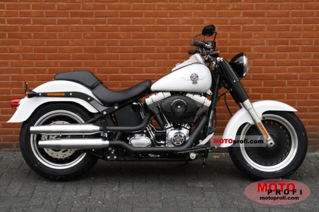 Harley-Davidson FLSTFB Fat Boy Special 2011 photo