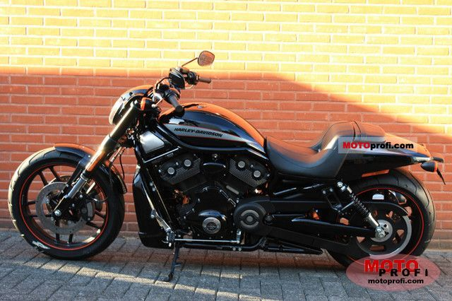 Harley-Davidson VRSCDX Night Rod Special 2011 photo