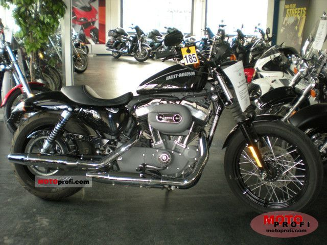 Harley-Davidson XL 1200N Nightster 2011 photo