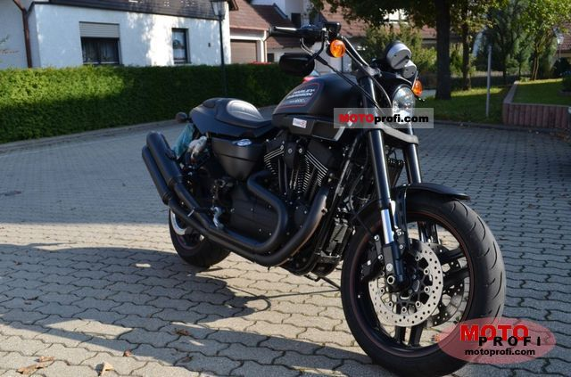 Harley-Davidson XR 1200X 2011 photo