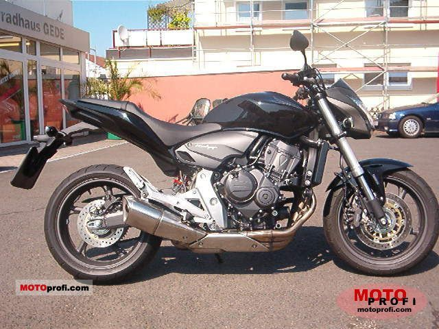 Honda CB600F ABS 2011 Specs and Photos