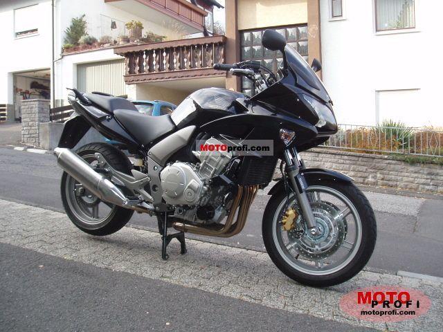 Honda CBF1000 2011 photo