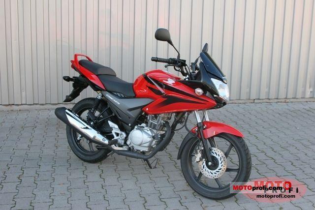 Honda CBF125 2011 photo