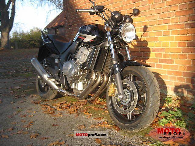 Honda CBF600N 2011 photo