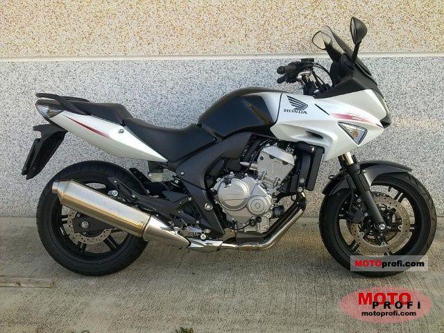 Honda CBF600S 2011 photo