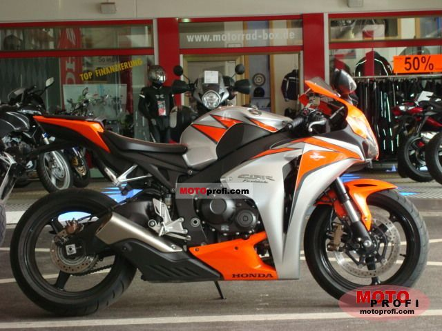 Honda CBR1000RR ABS 2011 photo