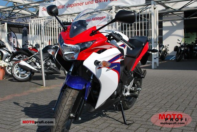 Honda Cbr125r 2011 Specs And Photos