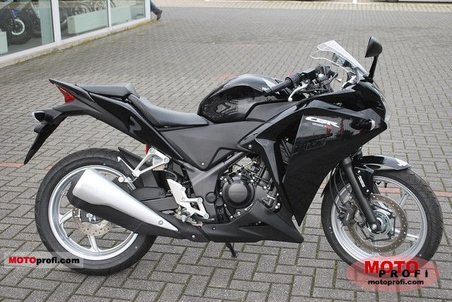 Honda CBR250R 2011 photo
