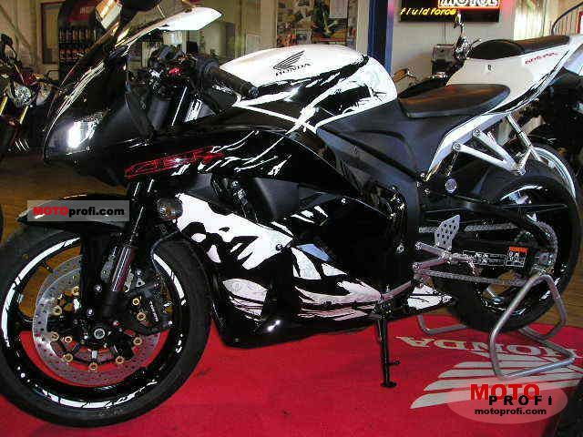 Honda Cbr600rr 2011 Specs And Photos