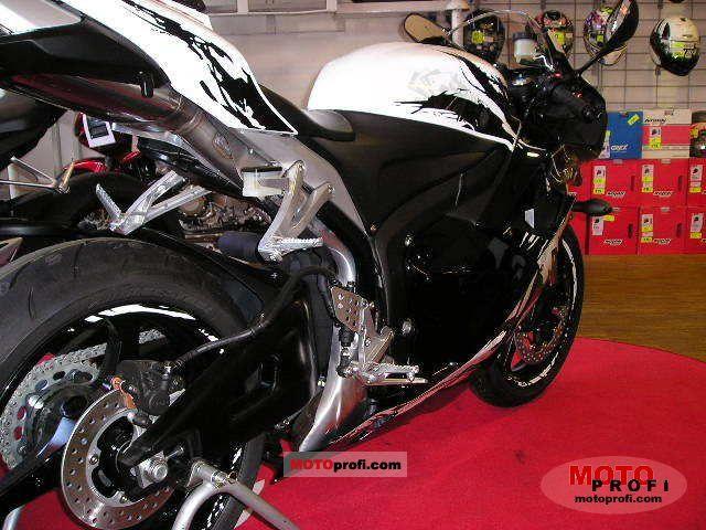 Honda Cbr600rr 2011 Specs And Photos