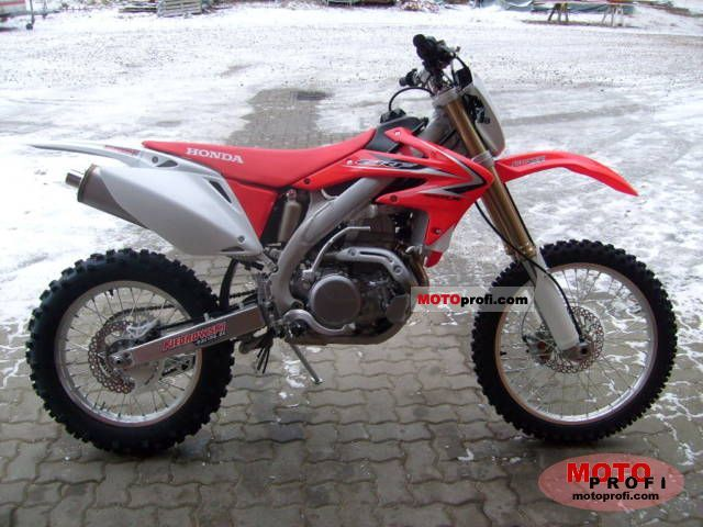 Honda CRF250X 2011 photo
