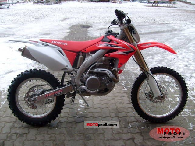 Honda CRF450X 2011 photo