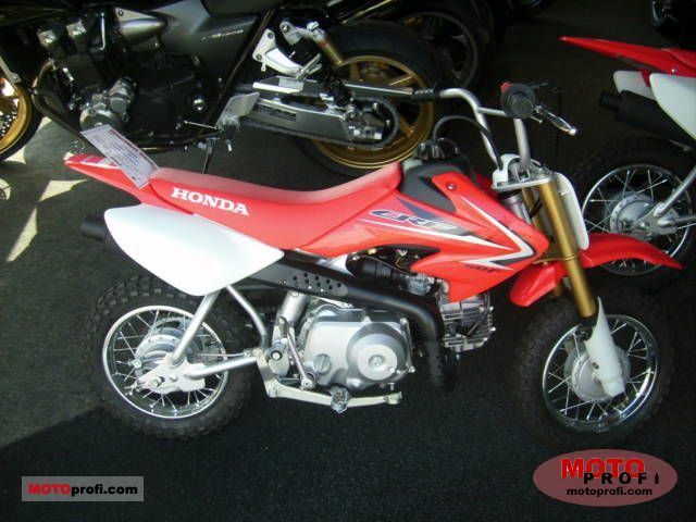 Honda CRF50F 2011 photo