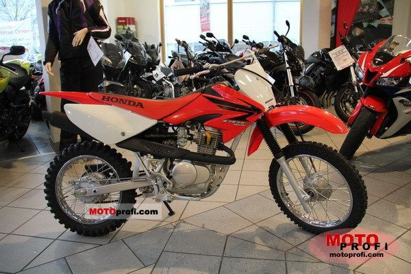 Honda CRF80F 2011 photo