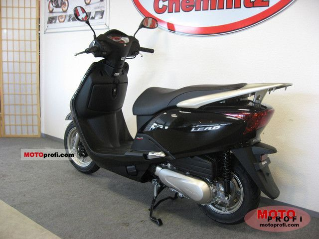 Honda NHX110 Lead 2011 photo