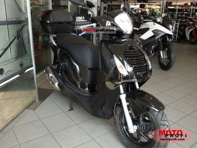Honda PS125i 2011 photo