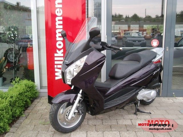 Honda S-Wing 125 2011 photo
