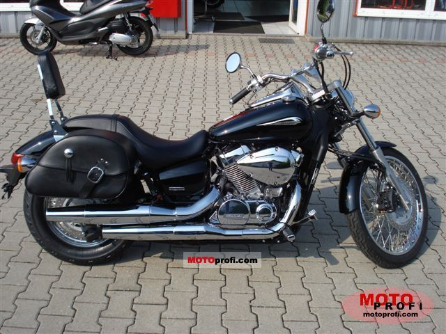 Honda Shadow Spirit 750 2011 photo