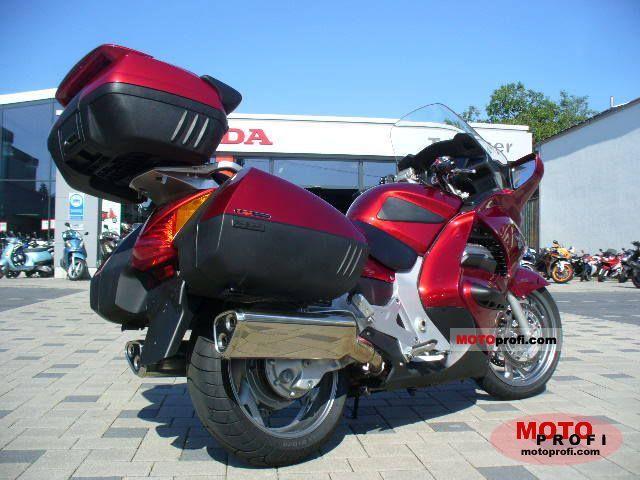 St1300 Honda 2011 Honda St1300 Abs 2011