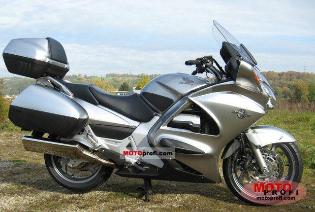 St1300 Honda 2011 Honda St1300 Pan European 2011