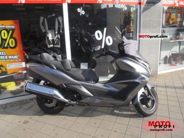 Honda SW-T400 2011 photo